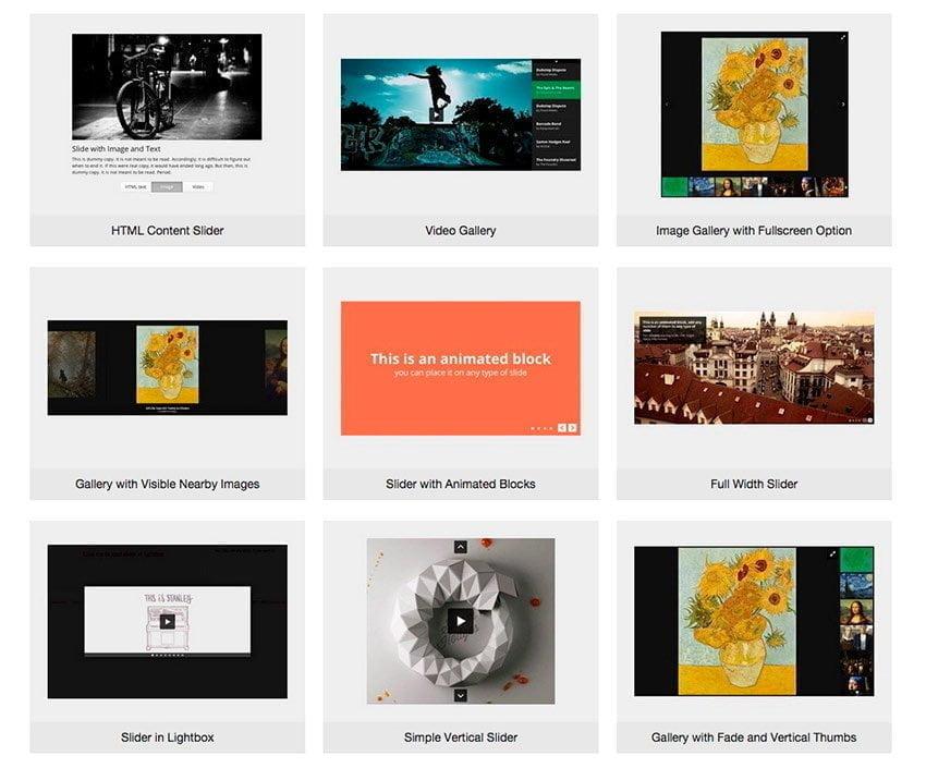 RoyalSlider – Touch-Enabled HTML Slider Image Gallery